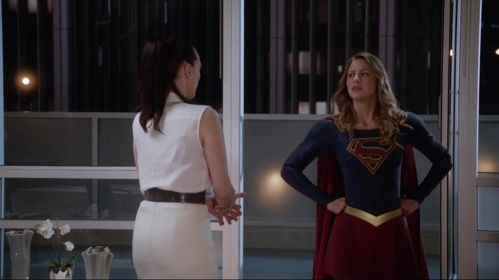 Lena Supergirl Luther