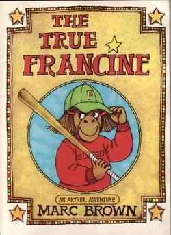 Arthur And The True Francine Book Arthur Wiki FANDOM