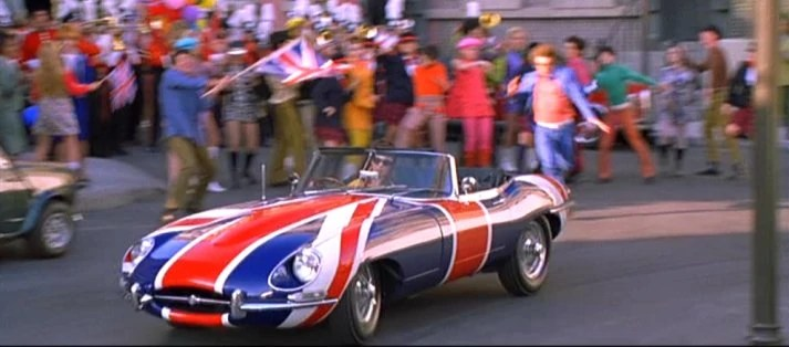 1961 Jaguar E Type   Austin Powers   FANDOM powered by Wikia The 1961 Jaguar E Type  also known as the Shaguar  was the first car driven  by Austin Powers in 1967  It was originally driven by Austin s partner  Marie