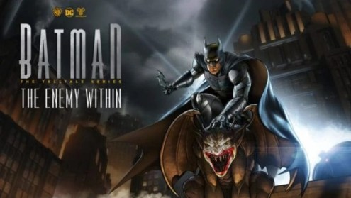 Batman  The Enemy Within   Batman Wiki   FANDOM powered by Wikia Batman  The Enemy Within