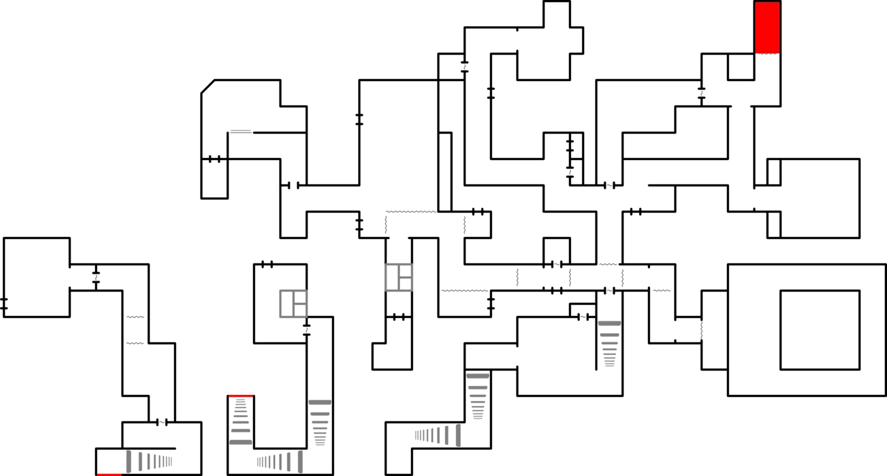 Bendy And Ink Machine Chapter 1 Map Layout