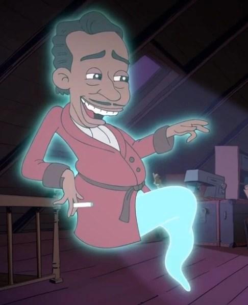 Ghost Of Duke Ellington Big Mouth Wiki Fandom Powered