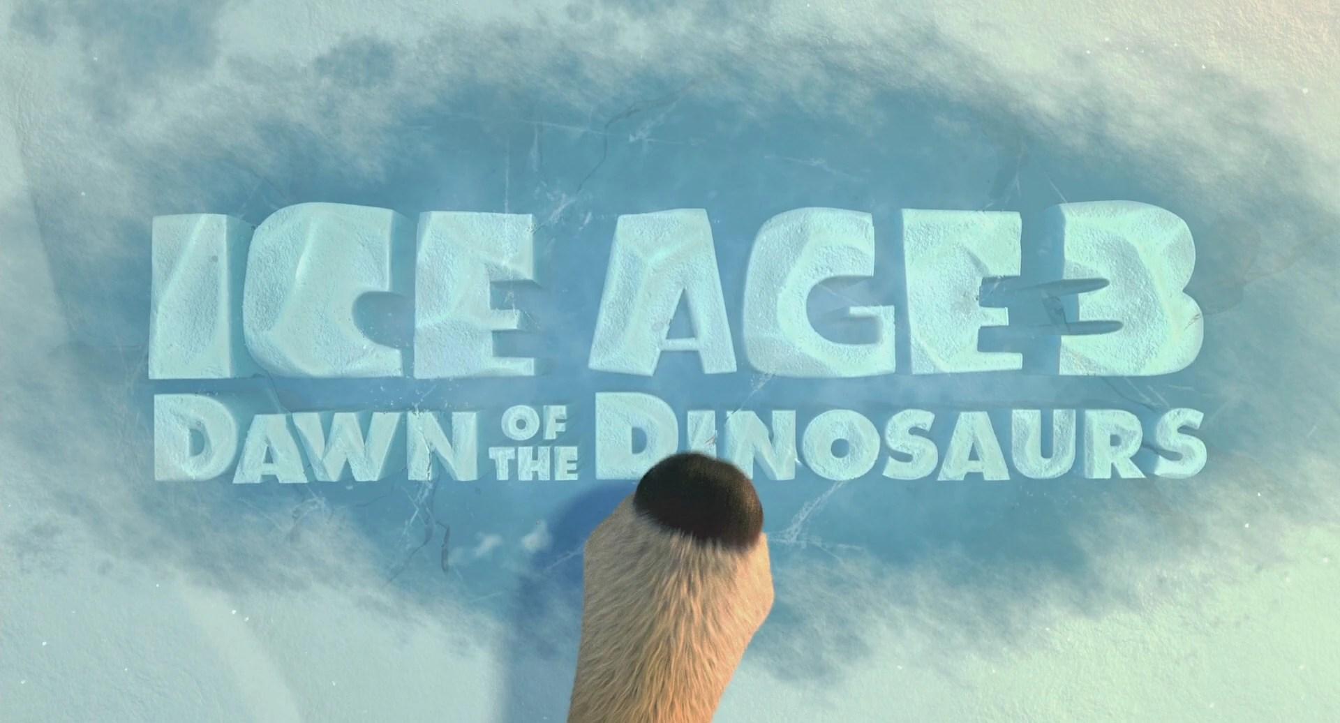 Ice Age Disney Screencaps