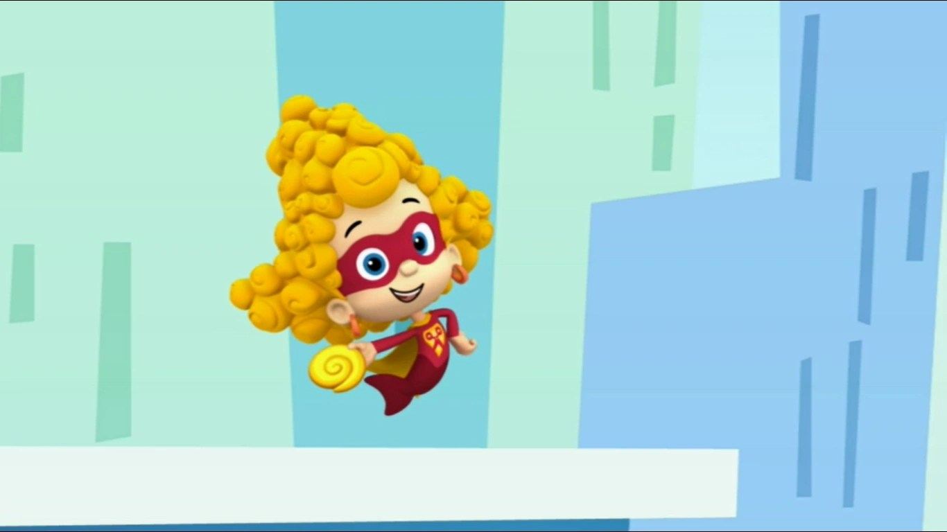Bubble Guppies Firefighter