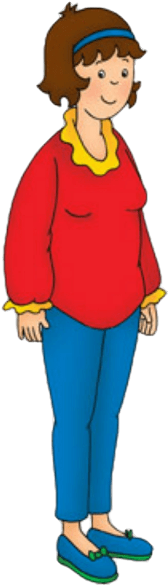 Mommy Caillou Wiki FANDOM Powered By Wikia