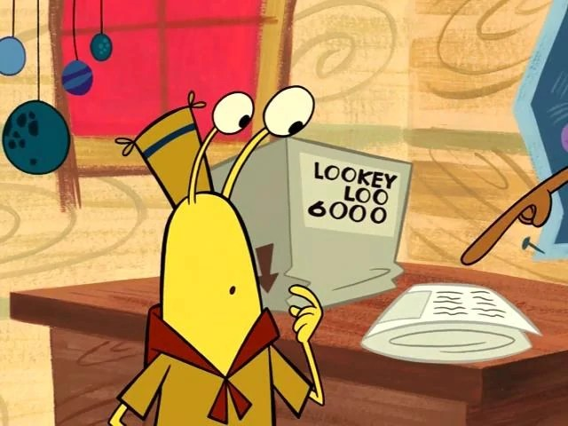 Camp Lazlo Lights Out