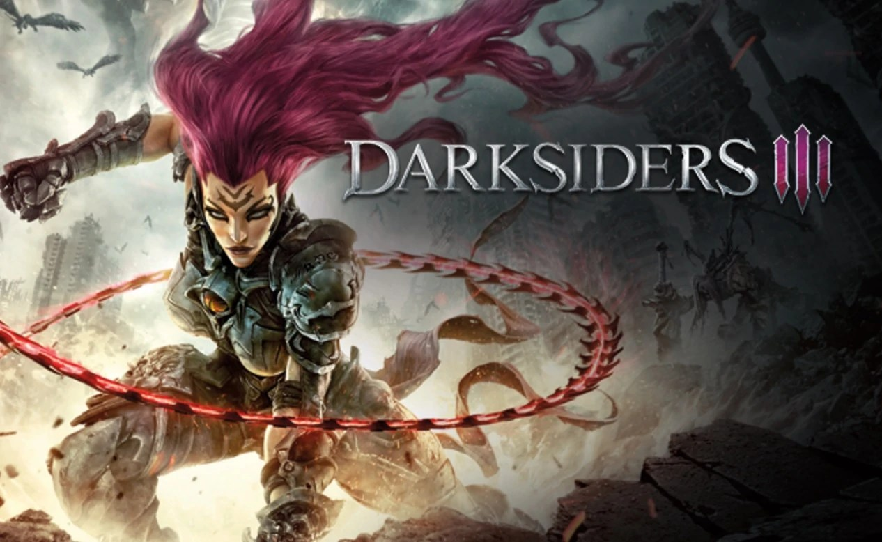Darksiders III Darksiders Wiki FANDOM Powered By Wikia