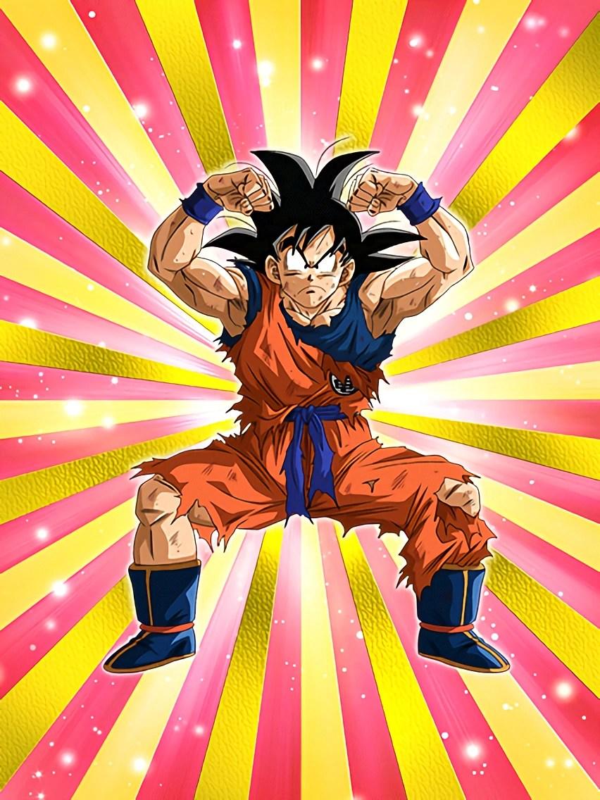 Training And Refreshment Goku Dragon Ball Z Dokkan Battle Wikia FANDOM Powered By Wikia