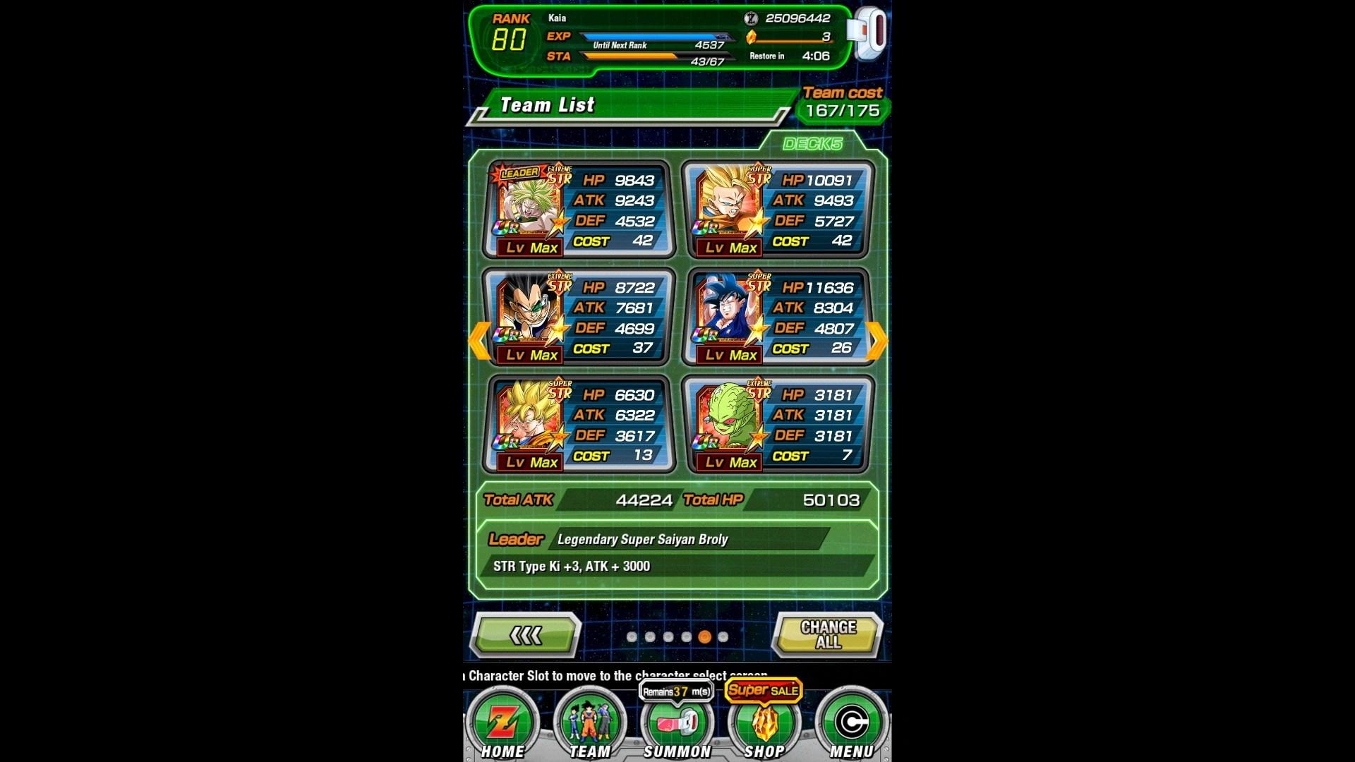 Image Screenshot 2017 07 13 09 22 21png Dragon Ball Z Dokkan Battle Wikia FANDOM Powered
