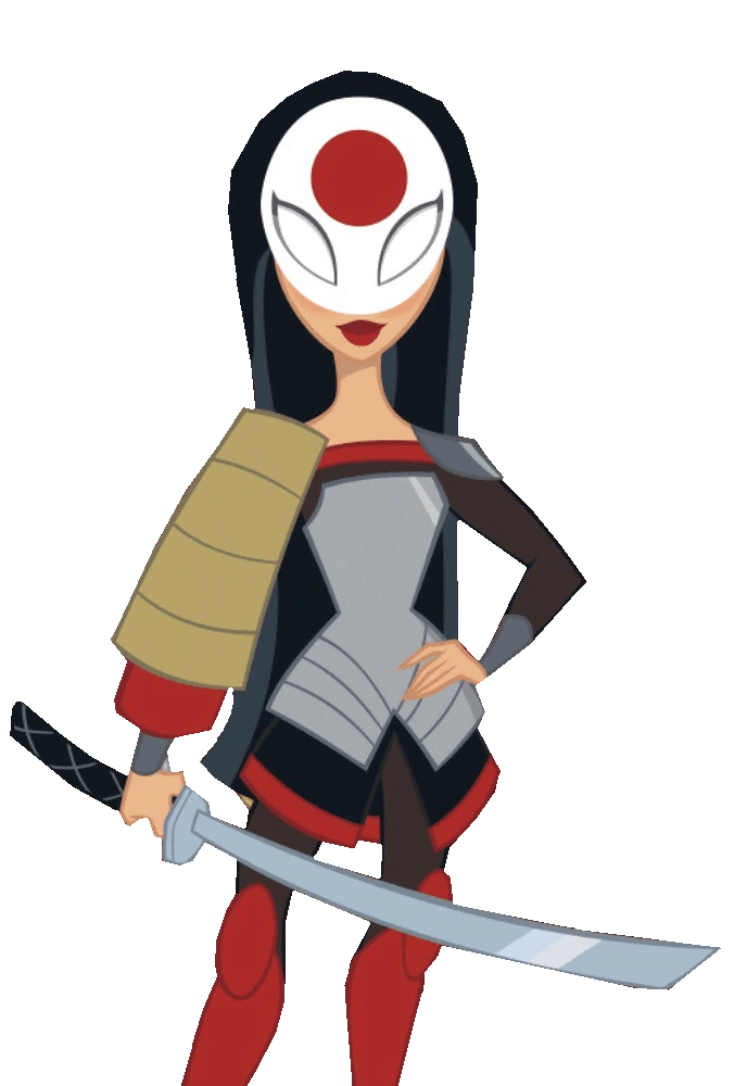 Katana G2 Dc Super Hero Girls Wikia Fandom Powered