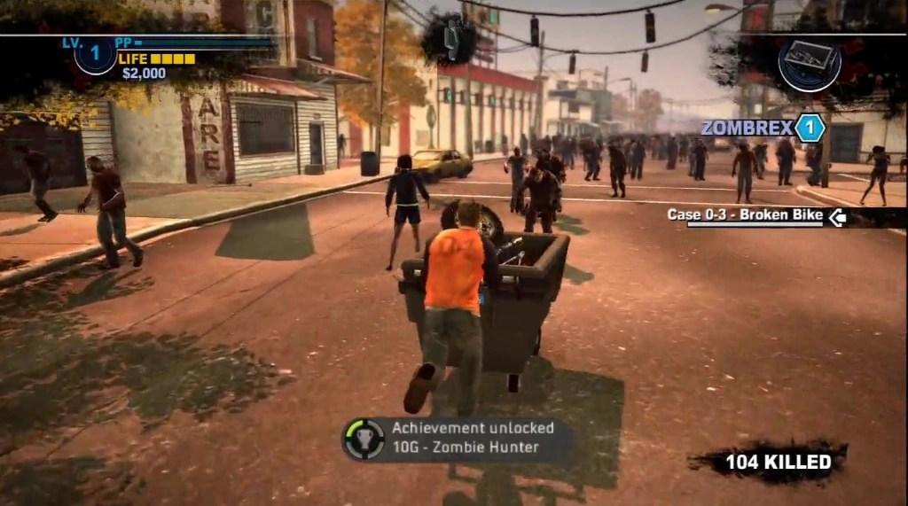 3 Psychopaths Dead Seven Rising