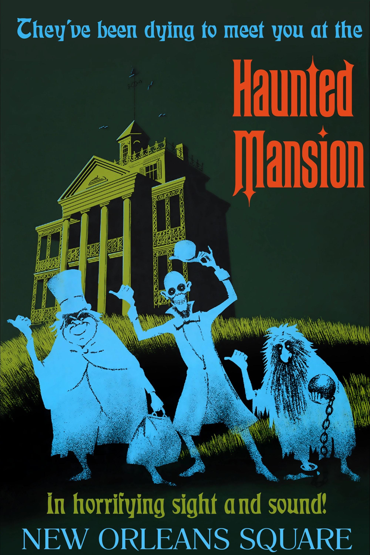 Mansion Haunted 1969