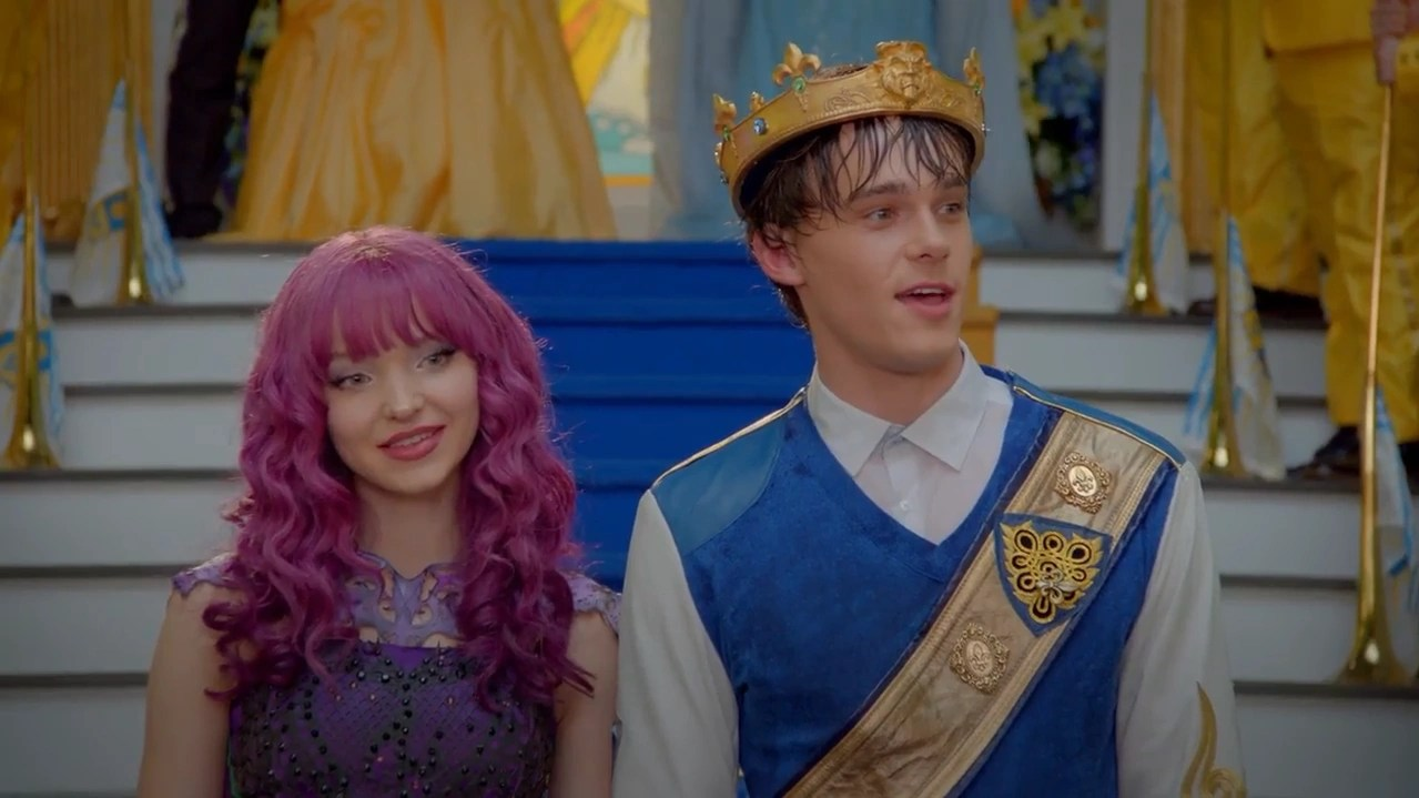 you and me descendants