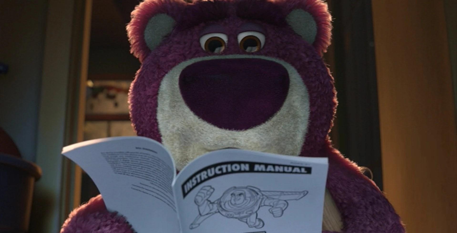 Lots O Huggin Bear Disney Wiki Fandom
