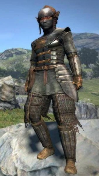 Light Iron Armor Set Dragon S Dogma Wiki Fandom