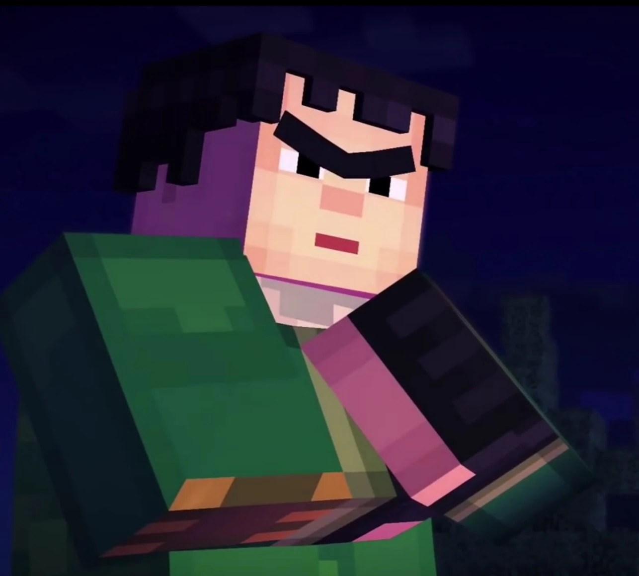 Mode Jesse Story Fan Art Minecraft Male
