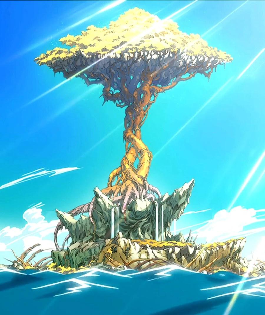 Tenrou Island | Fairy Tail Wiki | FANDOM powered by Wikia