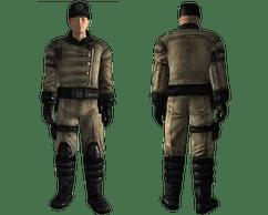 Enclave Officer Uniform Fallout 3 Fallout Wiki
