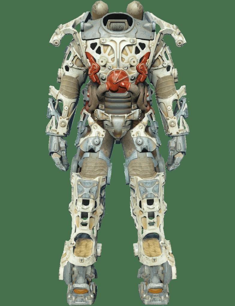 Power Armor Frame Fallout Wiki FANDOM Powered By Wikia