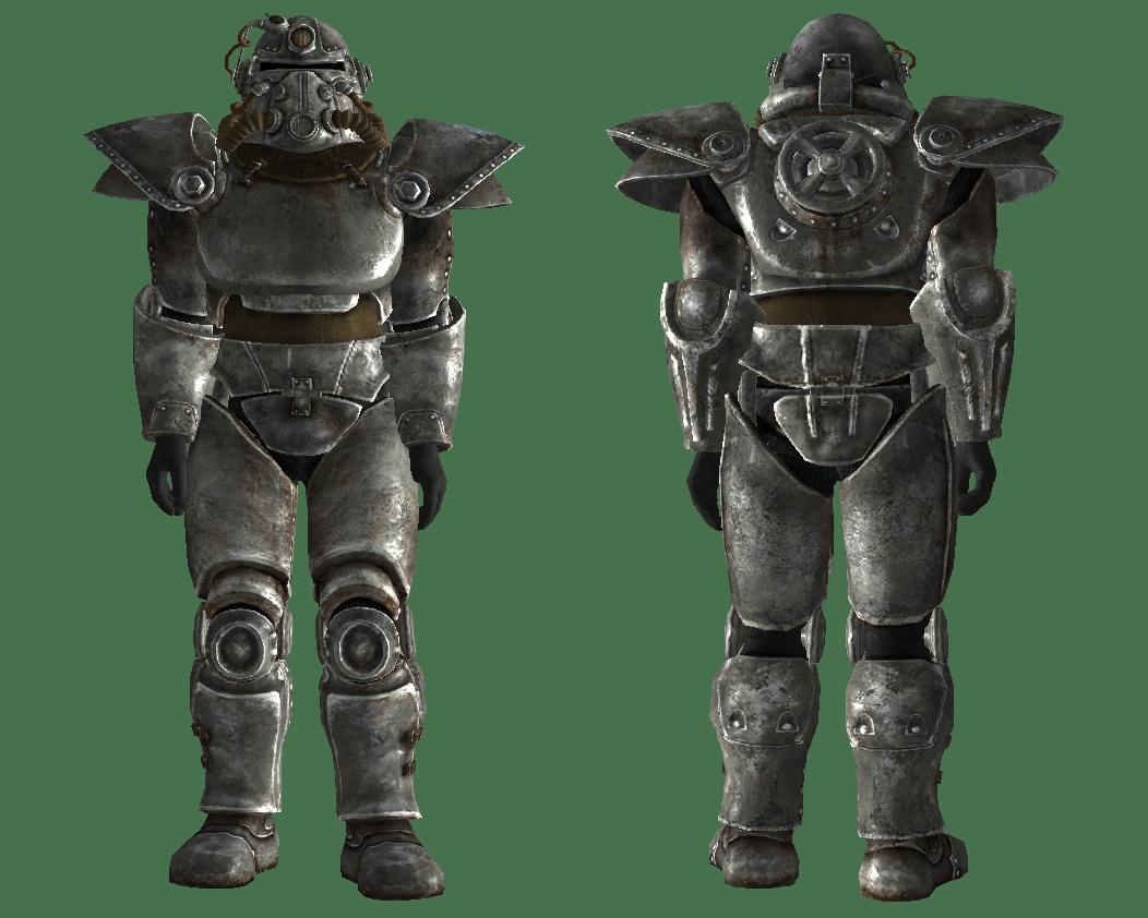 Brotherhood T 51b Power Armor Fallout Wiki FANDOM