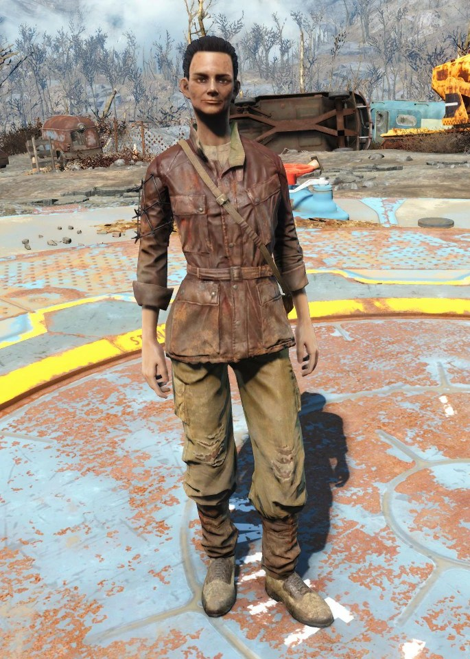 Surveyor Outfit Fallout Wiki FANDOM Powered By Wikia