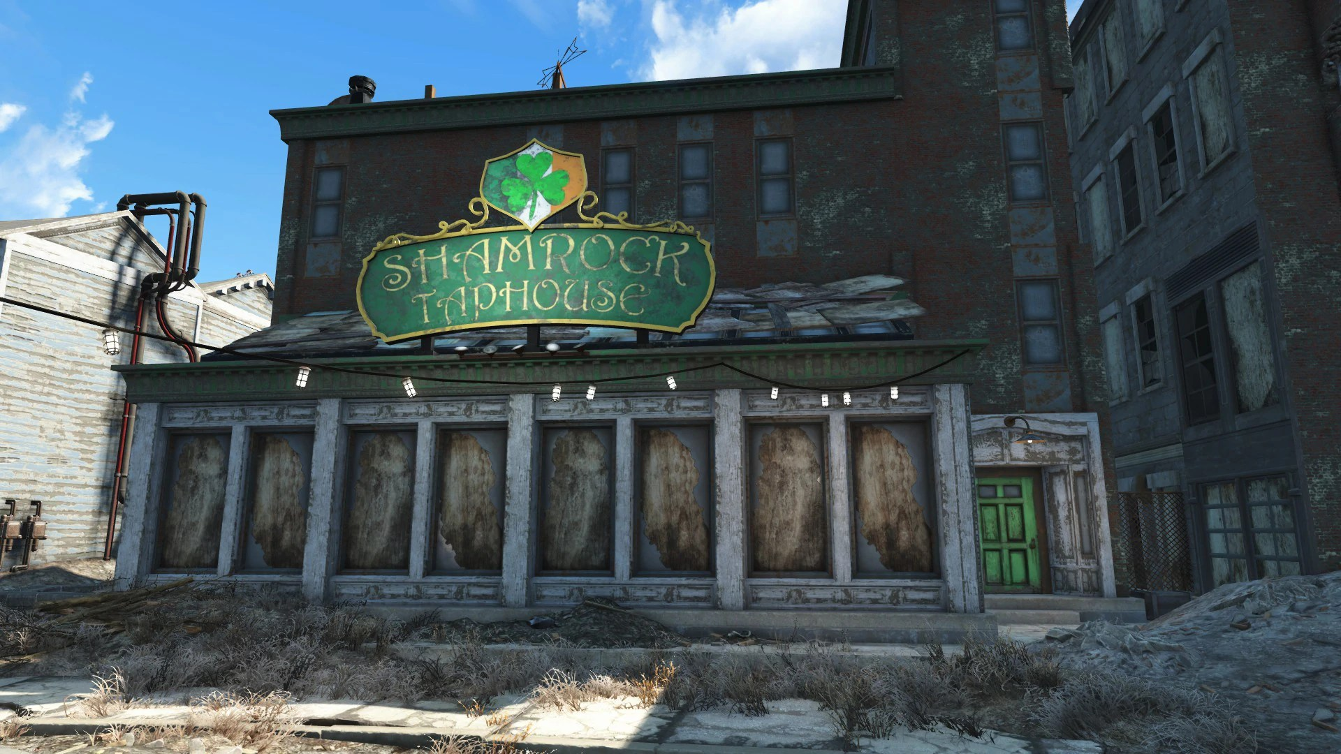Shamrock Taphouse Fallout Wiki FANDOM Powered By Wikia