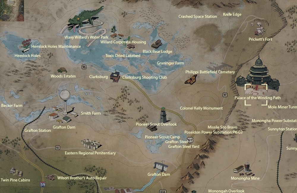 Image Palace Of The Winding Path Mappng Fallout Wiki FANDOM Powered By Wikia