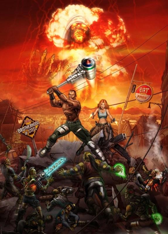 Fallout Brotherhood Of Steel Fallout Wiki FANDOM Powered By Wikia