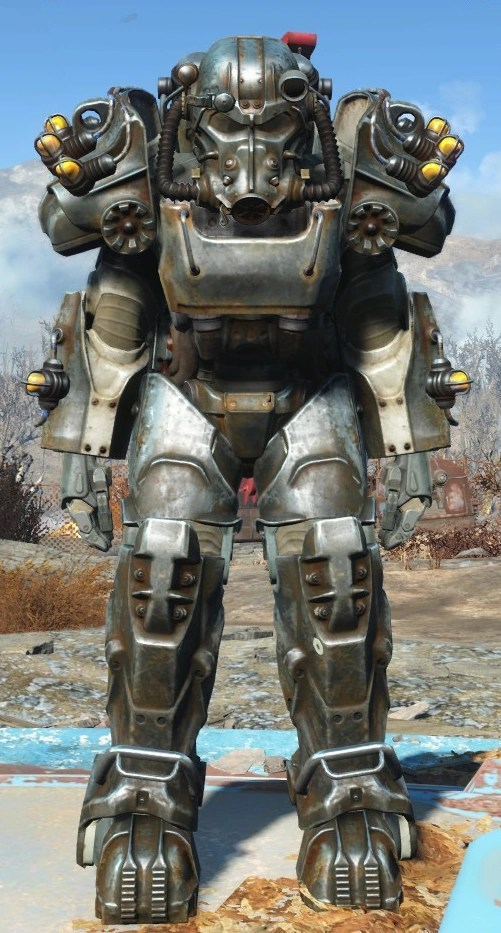 Tesla T 60 Armor Fallout Wiki FANDOM Powered By Wikia
