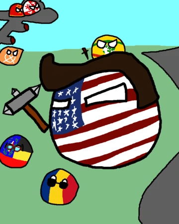 Alternate Future Of The World In Countryballs Episode 1 Rising