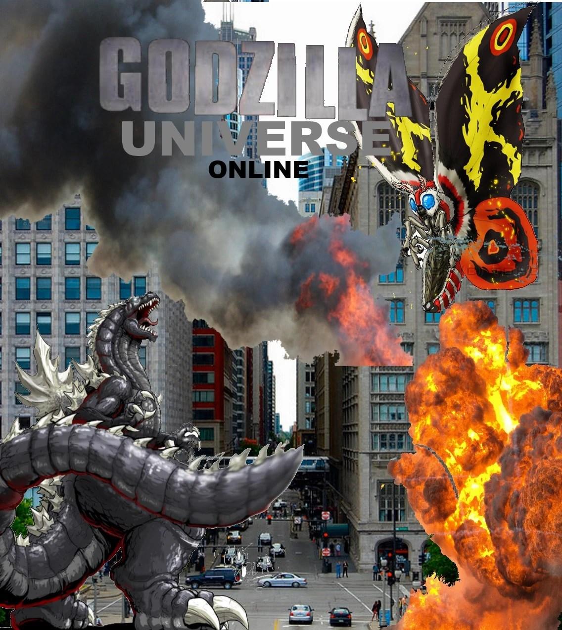 Godzilla Universe Online Fantendo Nintendo Fanon Wiki