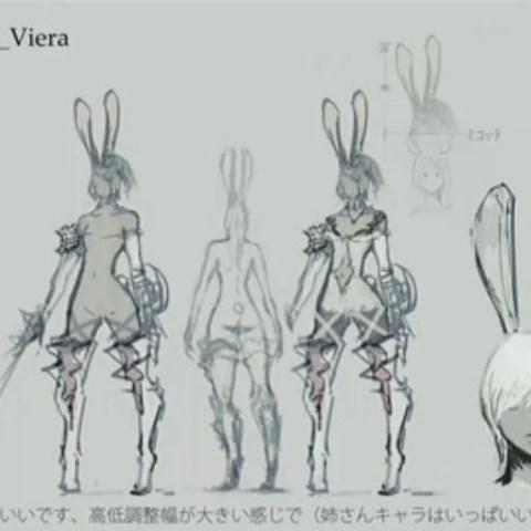 Viera Final Fantasy Wiki FANDOM Powered By Wikia