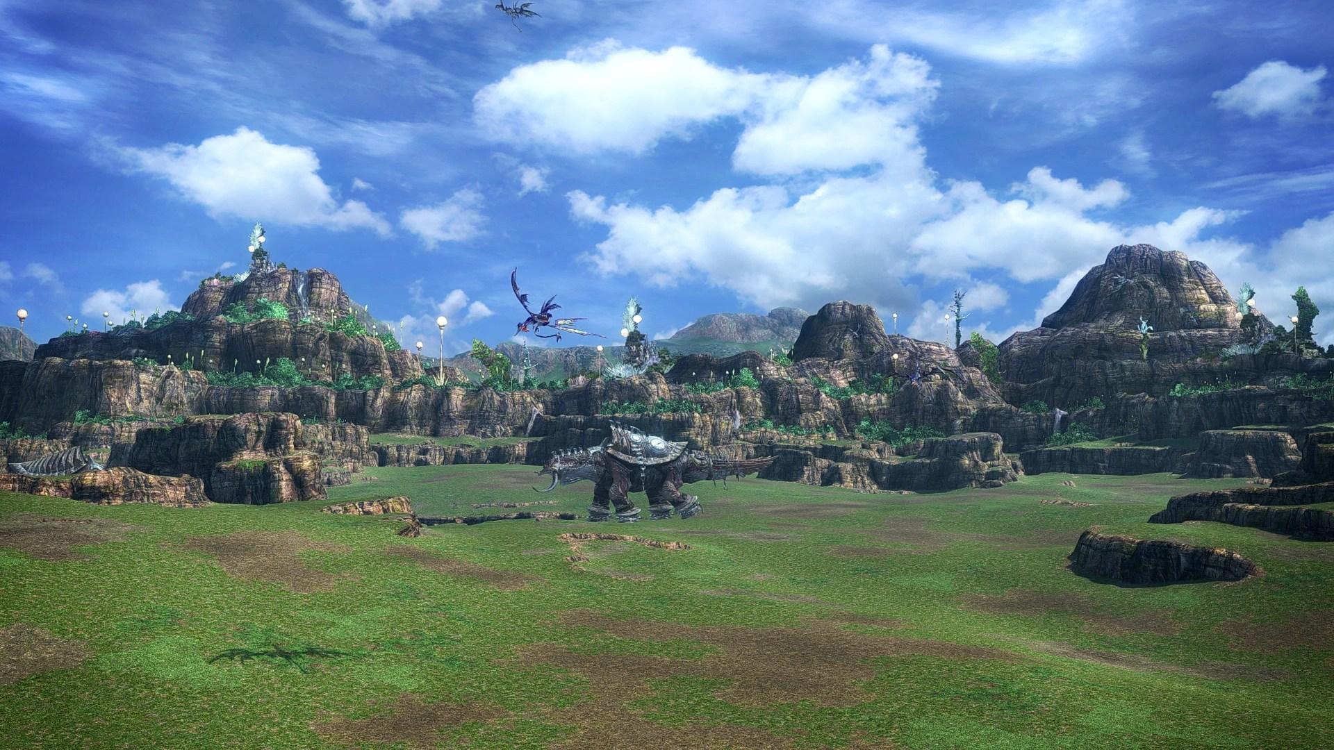 Archylte Steppe Final Fantasy XIII Final Fantasy Wiki FANDOM Powered By Wikia