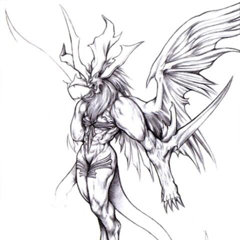Griever Boss Final Fantasy Wiki FANDOM Powered By Wikia