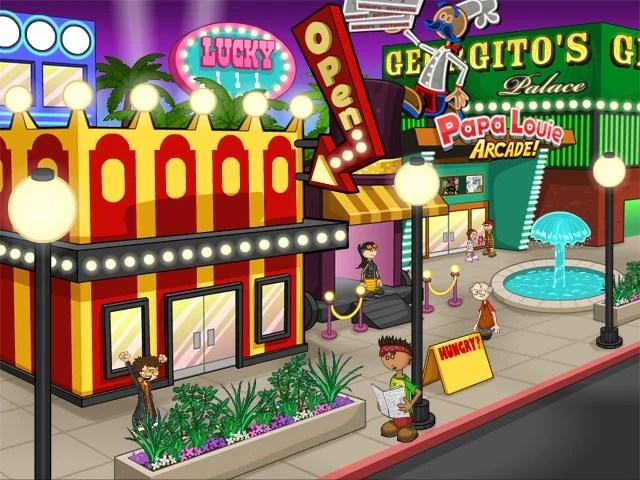 Restaurant Games Papas Freezeria