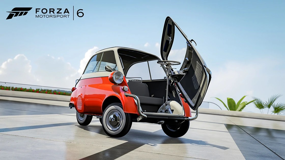 Image   FM6 BMW Isetta Official jpg   Forza Motorsport Wiki   FANDOM     FM6 BMW Isetta Official jpg