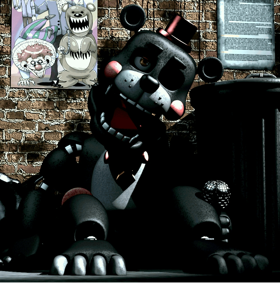 Lefty Wiki Fnaf 6 Ffps Amino (7) - Modern Home Revolution