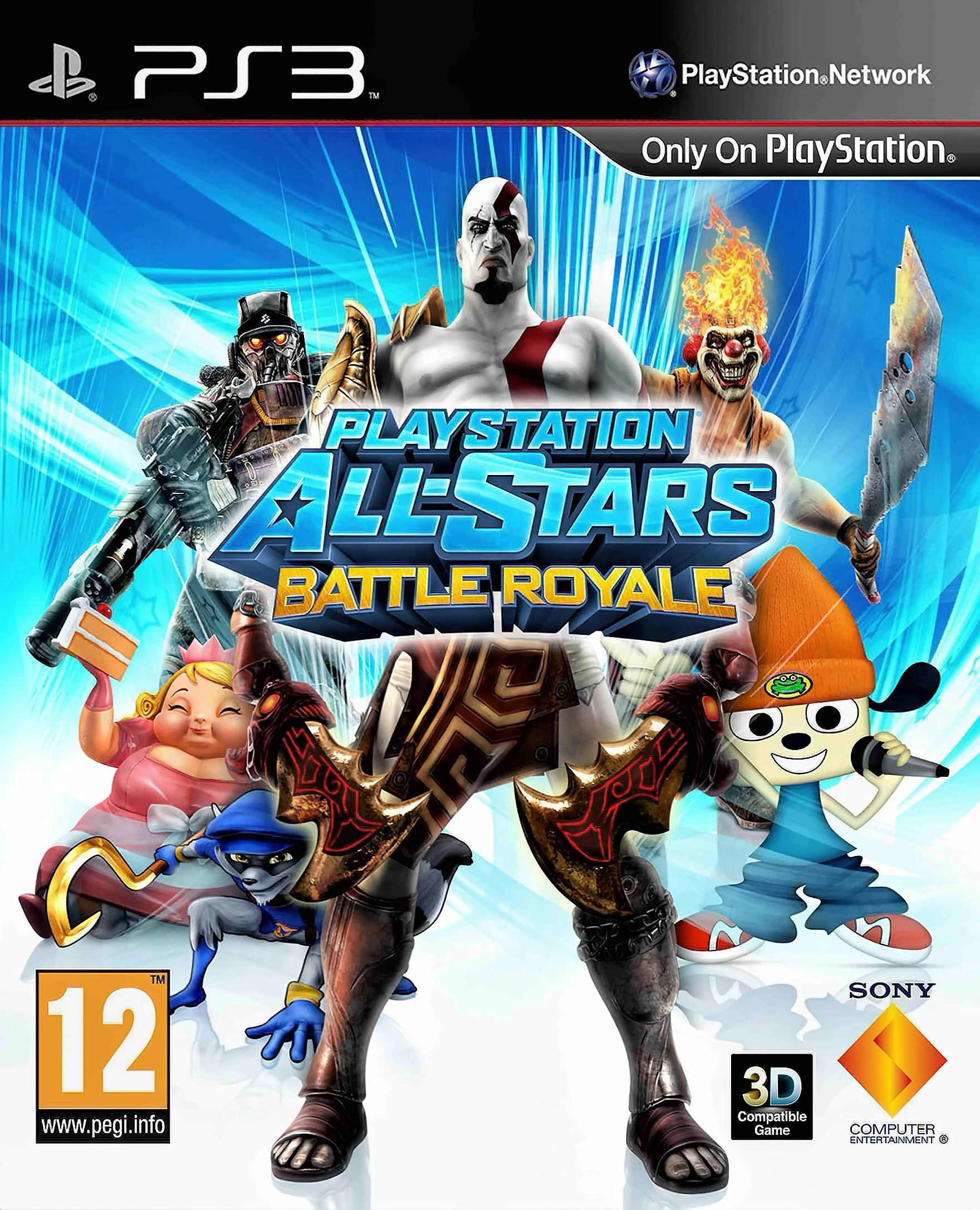 PlayStation All Stars Battle Royale Game Grumps Wiki