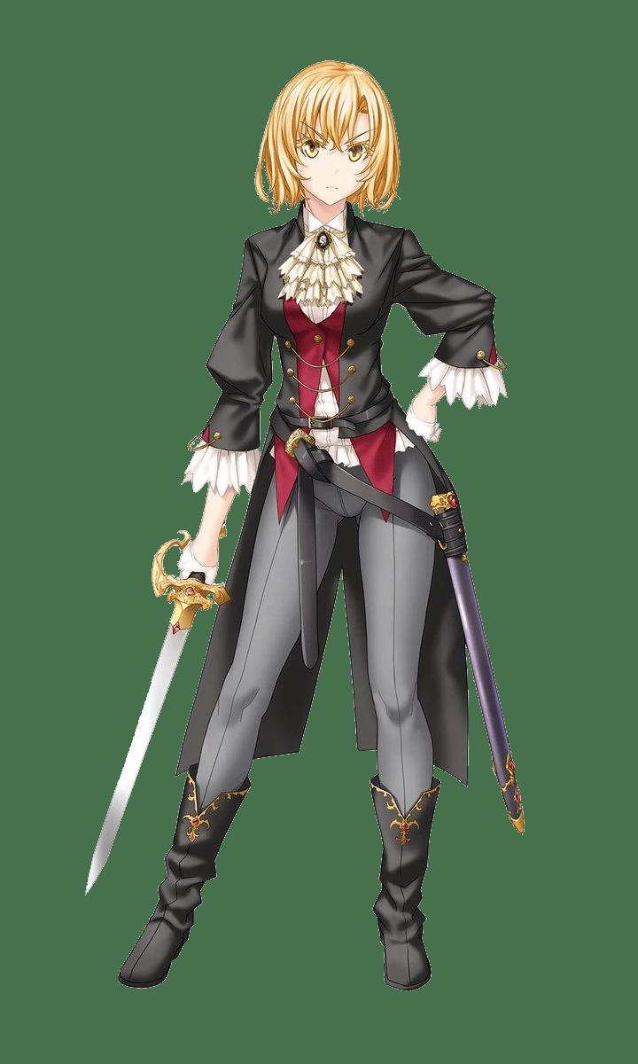 Noble Fencer Goblin Slayer Wiki Fandom