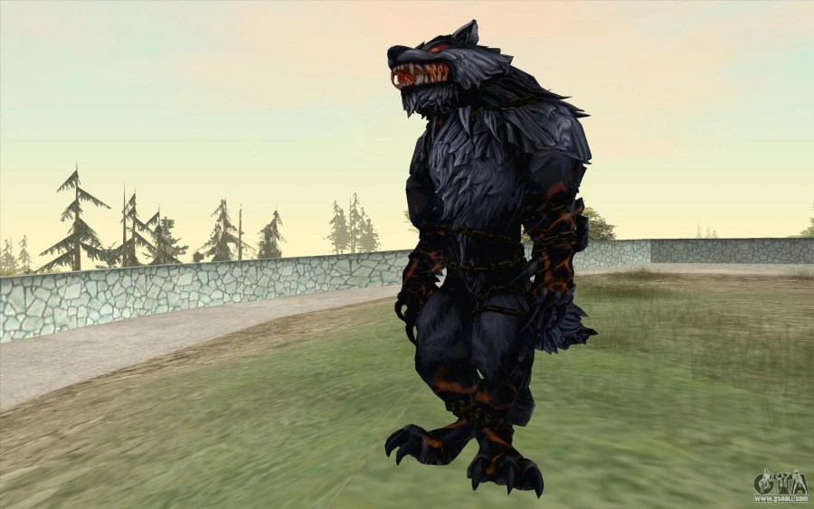 Werewolf   GTA Myths Wiki   FANDOM powered by Wikia Werewolf  GTA SA