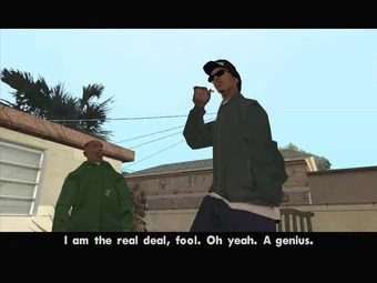 Big Smoke And Ryder Betrayed You Because They Been Corrupted