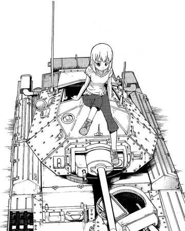 Crusader Girls Und Panzer Wiki Fandom
