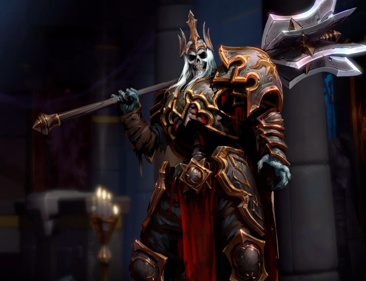 Leoric Heroes Of The Storm Wiki FANDOM Powered By Wikia