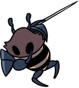 Hollow Knight Dung Defender Fight Map Location Youtube