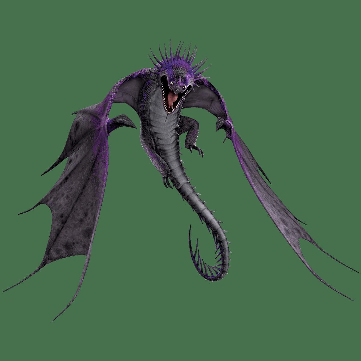 Razorwhip Dragon Coloring