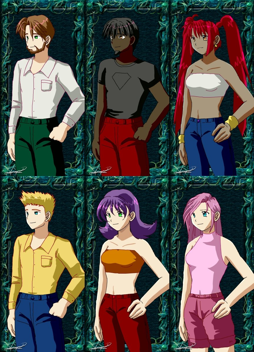 Fuzion Frenzy: The Animated Series | Idea Wiki | FANDOM ...