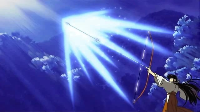 Sacred Arrow InuYasha FANDOM Powered By Wikia