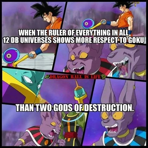 Dragon Ball Super Meme Thread 3 Joke Battles Wikia Fandom
