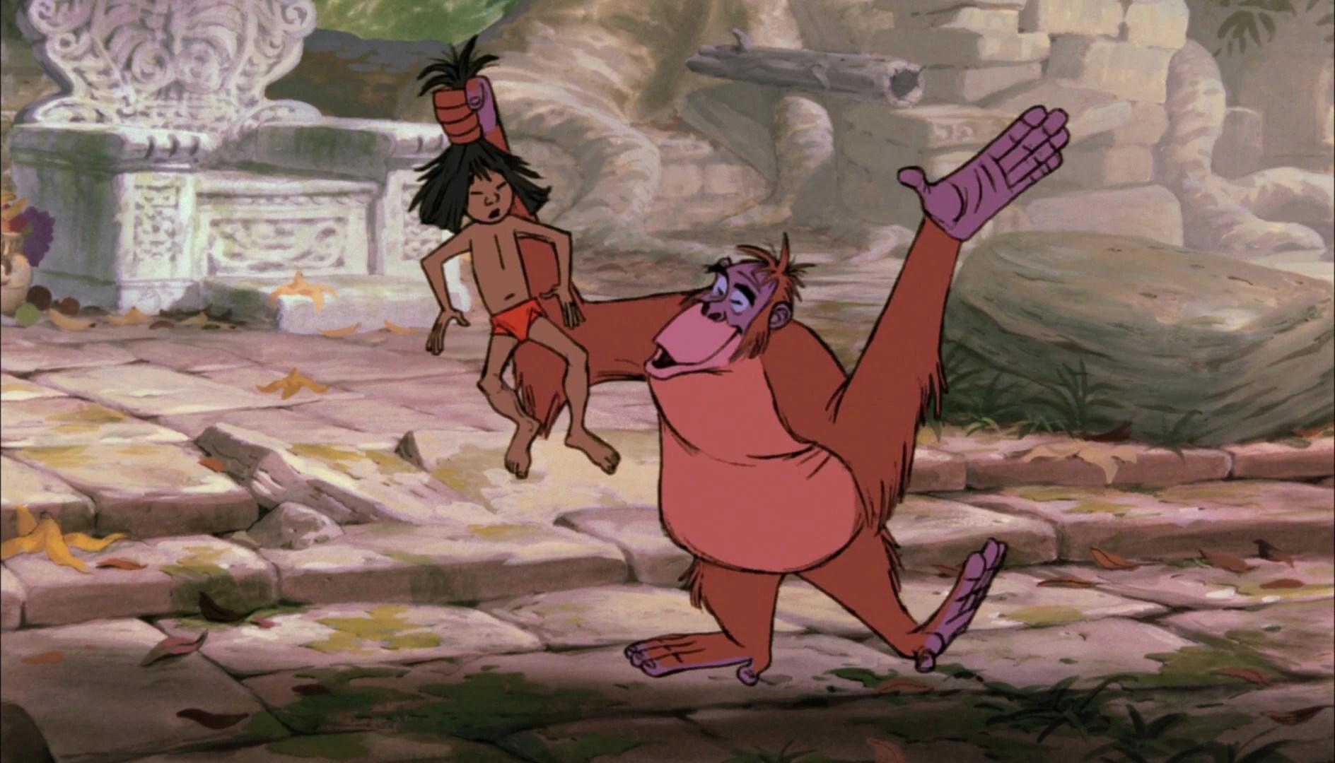 Baloo Wanna I You Be