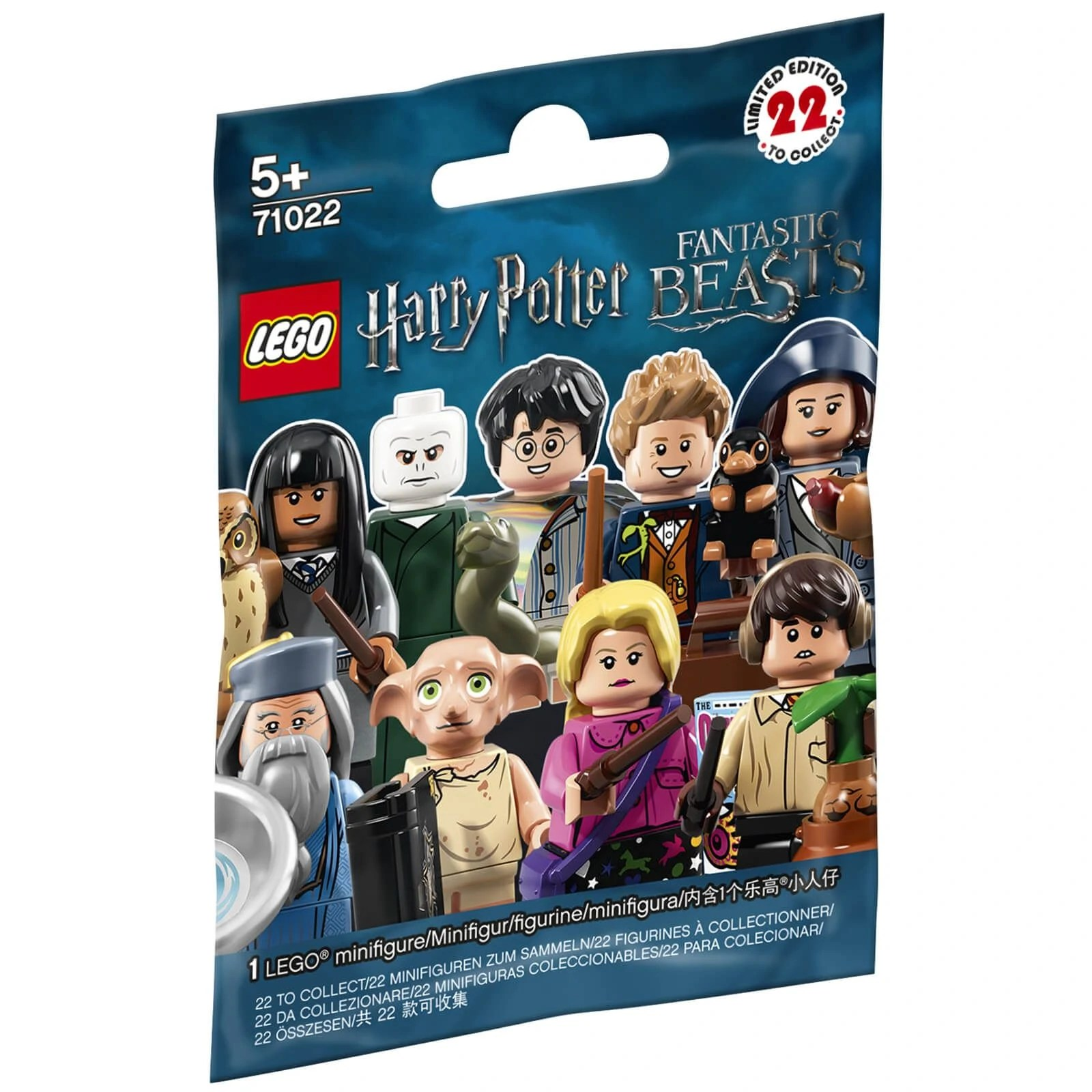 Potter Blind Harry Bags